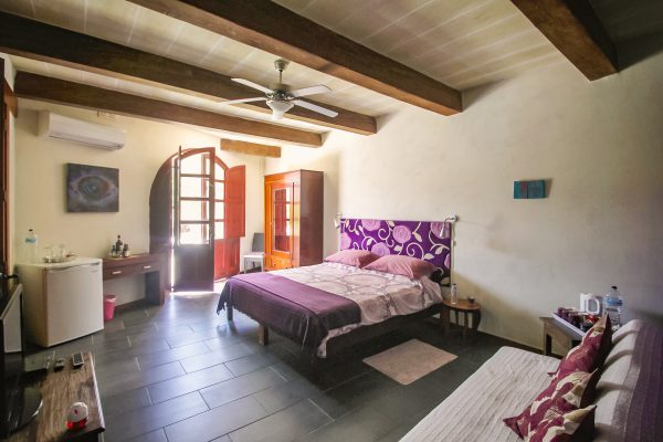 Dar Ta' Zeppi BnB Purple Passion Flower Living Spaces