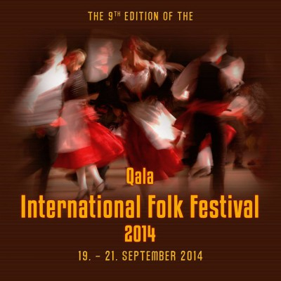 Folk dance festival Qala 3th weekend September  B&B dar ta Zeppi