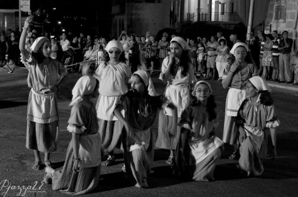 Folk festival Gozo Qala B&B dar ta Zeppi