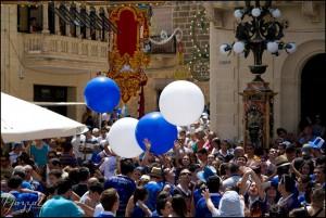 Gozo B&B Dar ta Zeppi , activities  Qala festa - Copy