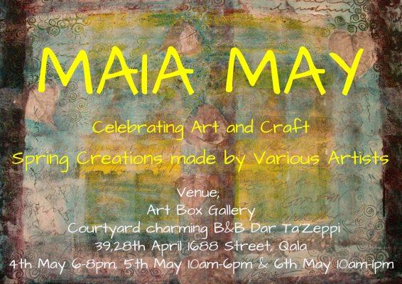 poster Maia May 2018