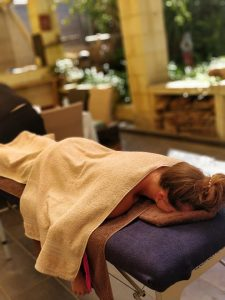 relax massages in garden charming B&B dar ta Zeppi