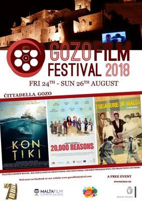 gozo filmfestival 2018 B&B dar ta Zeppi