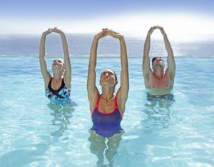 Aqua yoga @ charming B&B dar ta Zeppi Gozo